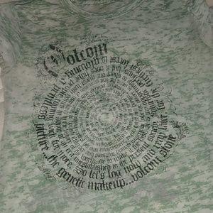 Volcom stone top